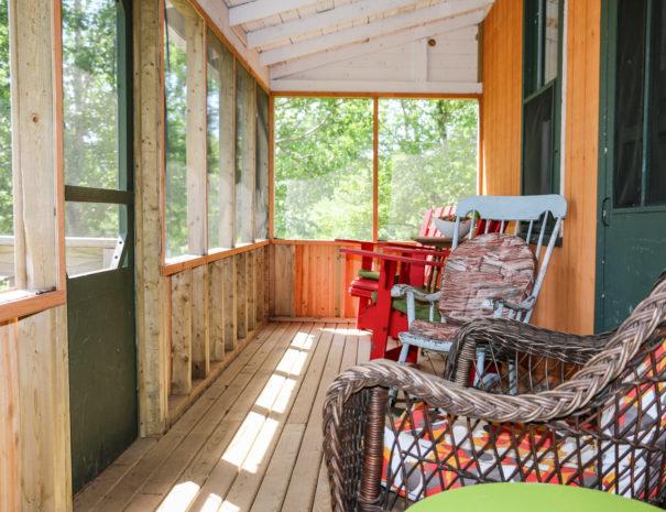 Heron House Porch 1