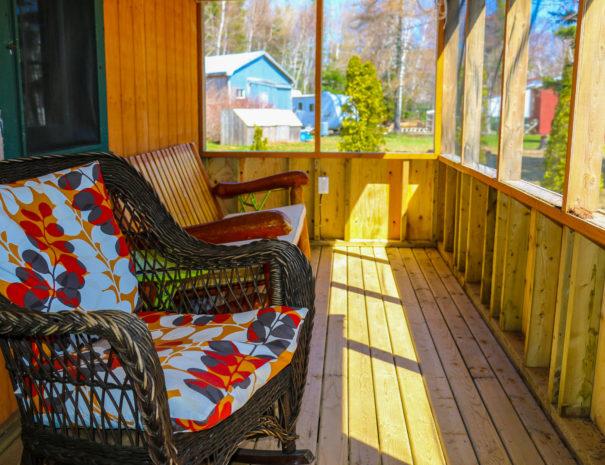 Heron House Porch 3